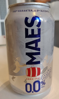 Maes 0.0% - Product - fr
