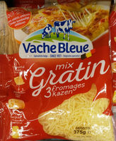 Mix gratin 3 fromage - Product - en