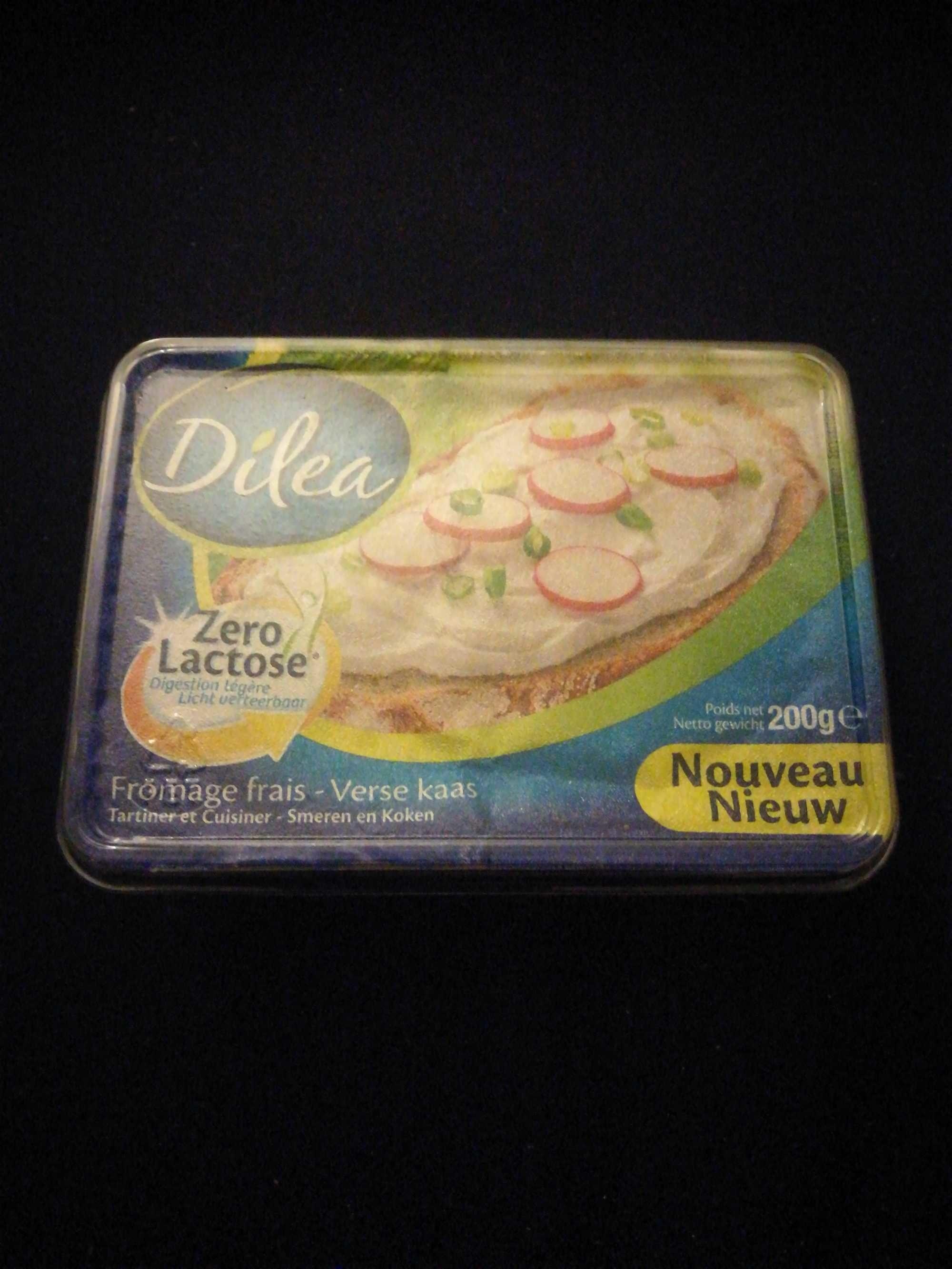 Fromage frais (tartiner et cuisiner) - Product