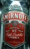 Smirnoff Nº21 Vodka - Produit