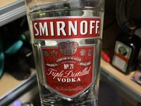 Smirnoff Nº21 Vodka - Product - en