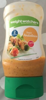 Sauce Andalouse - Produit