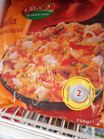 Crop's Paella Valenciana - Produit - fr