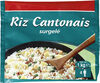 Riz cantonais - Produit
