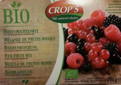 Mélange de fruits rouges - 1
