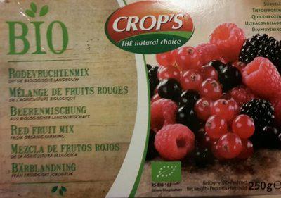 Mélange de fruits rouges - Product