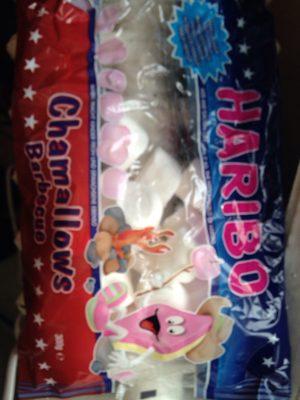 Haribo Chamallows Mini Mallows Blanc 1KG - Product