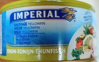 Thon à l huile d olive - Produit - fr