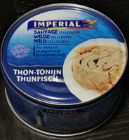 Thon au naturel - Product - fr