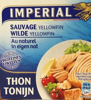 Thon sauvage au naturel - Product - fr