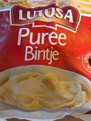 Puree Bintje Lutosa 750 G - Produit - fr