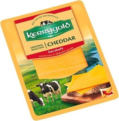 Original Irischer Cheddar Herzhaft - Kerrygold - 150 G - Produit - de