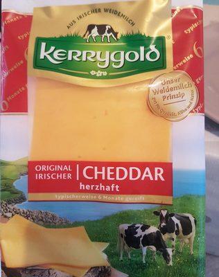 Original Irischer Cheddar Herzhaft - Ingrédients