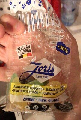 gommes sans sucres - Produit - fr
