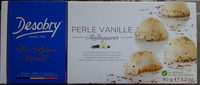 Perle vanille - Product