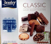Classic Luxury Biscuits Selection - Product