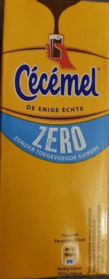 Cécémel zero - Produit - fr