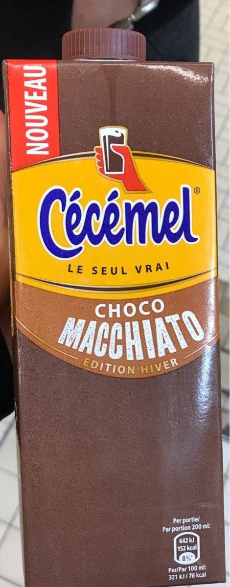 Choco macchiato - Product