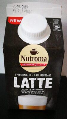 Lait moussant Latte - Product - fr