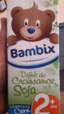 bambix lait soja  2+ - Product