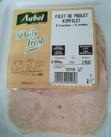 Filet de poulet Aubel - Product - fr