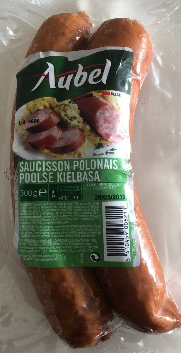 Saucisson polinais - Product - fr
