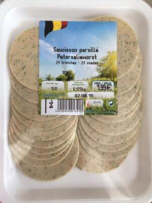 Saucisson persillé - Product - fr