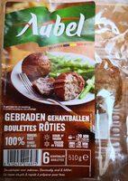 Boulettes Roties - Produit - fr