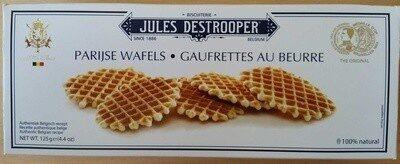 Gaufrettes au beurre - Product - fr