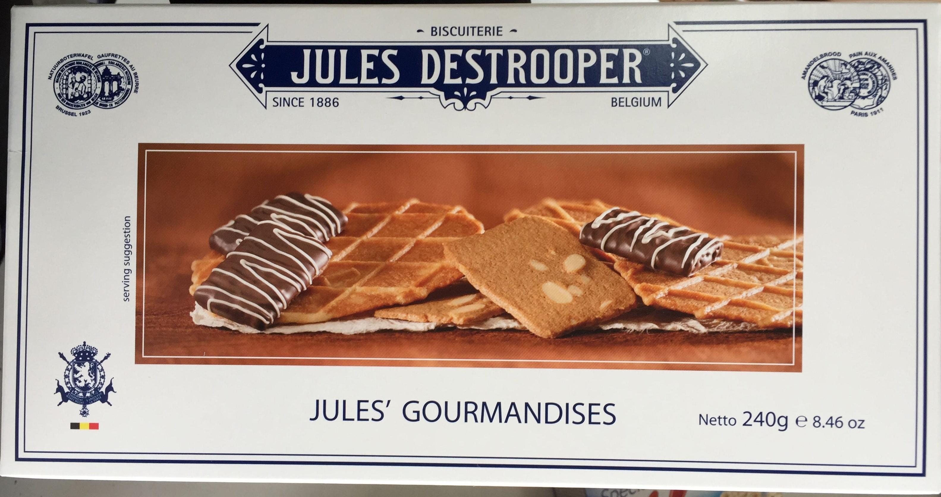 Jules' Gourmandises - Product
