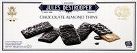 Pain Aux Amandes Enrobé De Chocolat Noir - Produit - fr