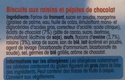wickie - Ingredients - fr