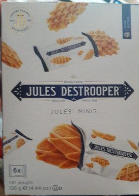 Jules Destrooper Jules'minis - Product