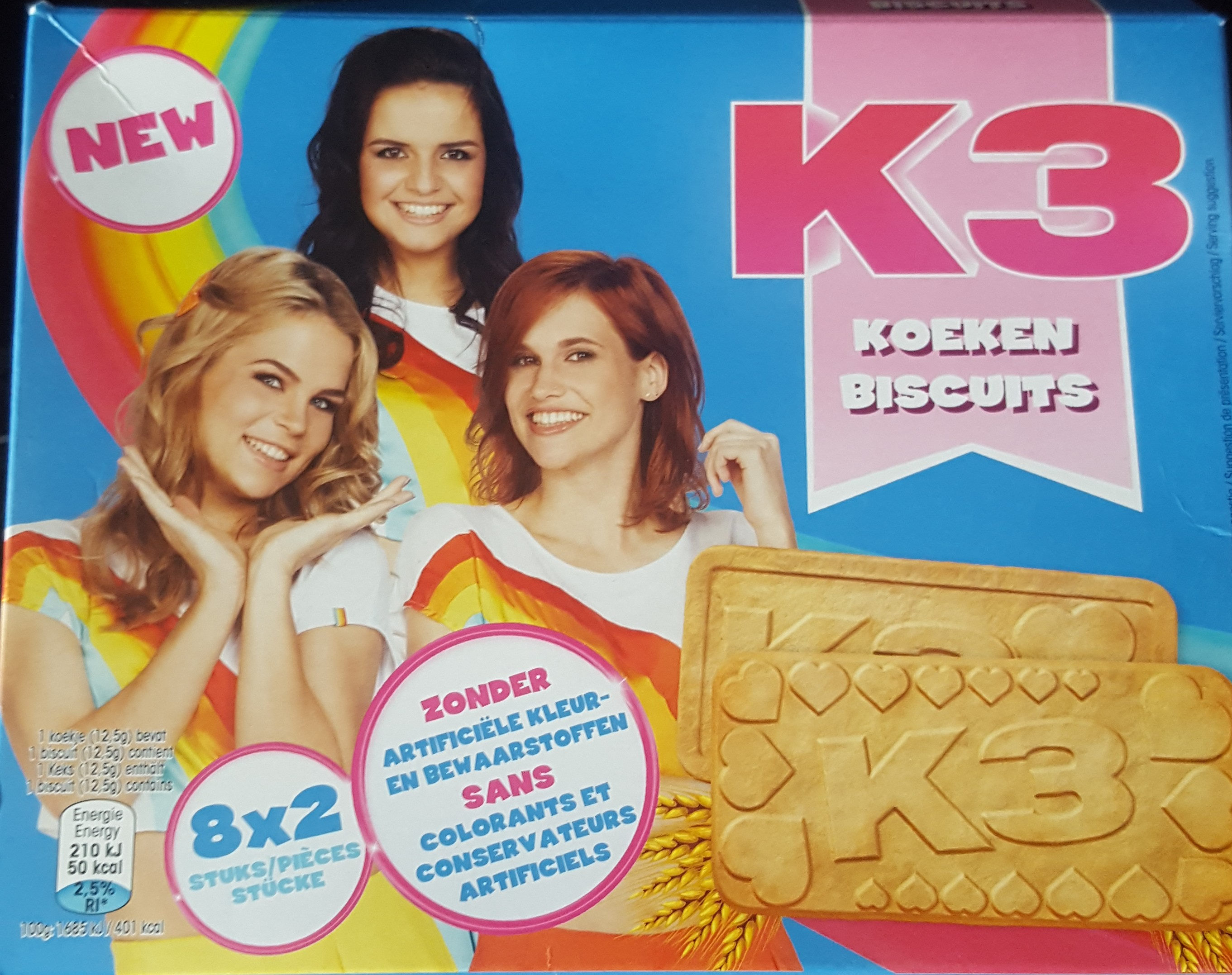 K3 KOEKEN - Product - fr