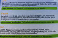 Samson koeken - Ingredients - nl