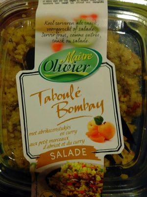 Taboulé Bombay avec Abricots au Curry - Produit