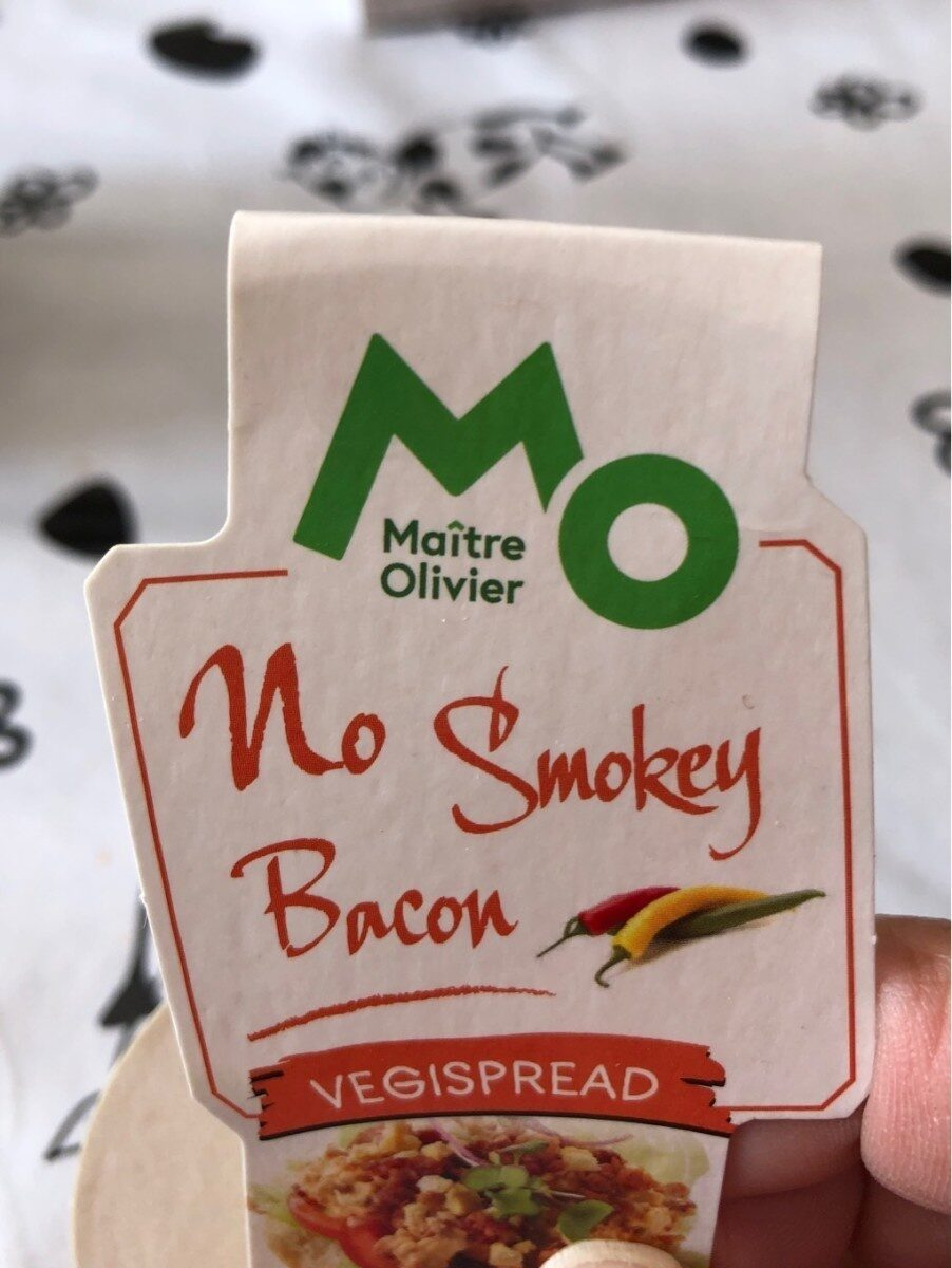 Mo smokey Bacon - Product - fr