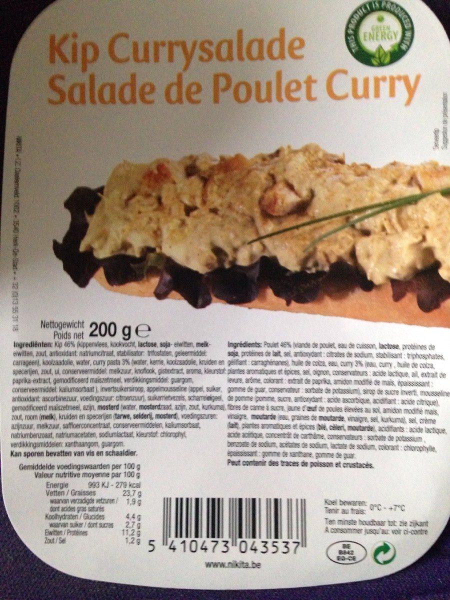 Kip Currysalade - Product - fr