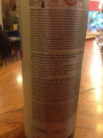 Crème Sucrée Sous Pression, 700 Millilitres, Marque Debic - Ingredients - fr