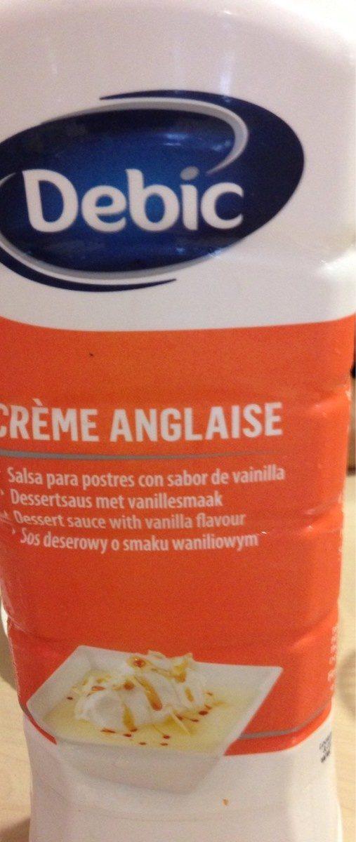 Creme anglaise - Product - fr
