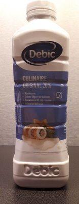 Crème culinaire 20% - Product - fr
