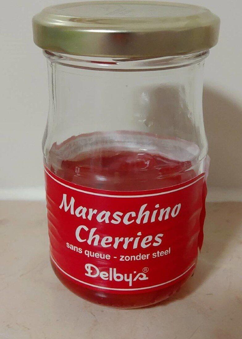 Maraschino Cherries - Product