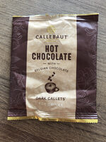 Callebaut hot chocolate dark callets - Product
