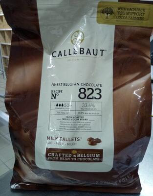 Finest Belgian Chocolate Milk Callets - Product