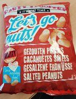 Party Troopers Let's go nuts ! - Produit - fr