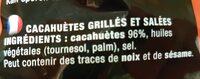 Party Troopers Let's go nuts ! - Ingrédients - fr
