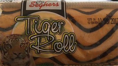 Tiger Roll, Kakao - Produit - fr
