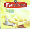 Tradition Fromage d'abbaye (27,5% MG) - Produto