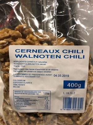 Cerneaux Chili - Product