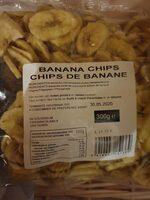 Banane chips - Product - fr